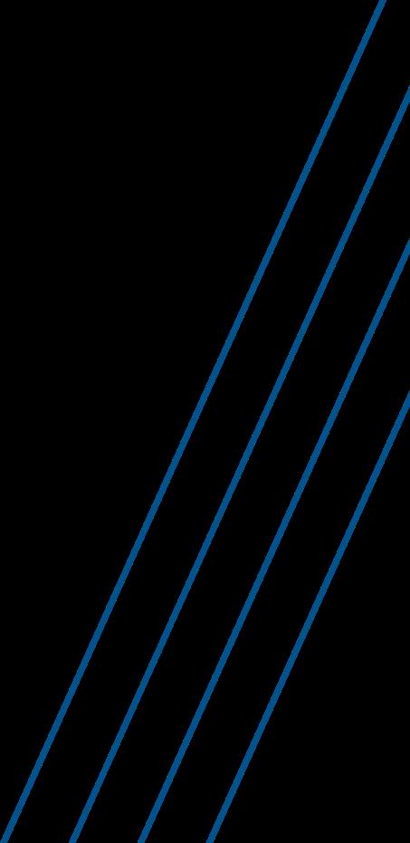 blue stroke lines