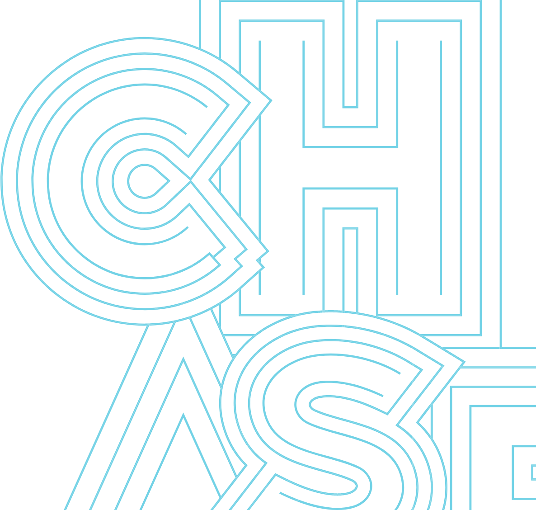 Chase letter pattern